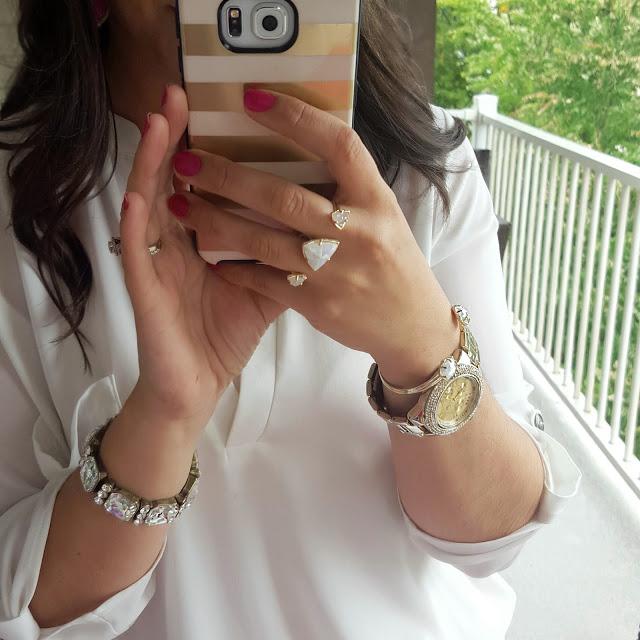 Kendra Scott Ring Teacher Blog Boyfriend Watch