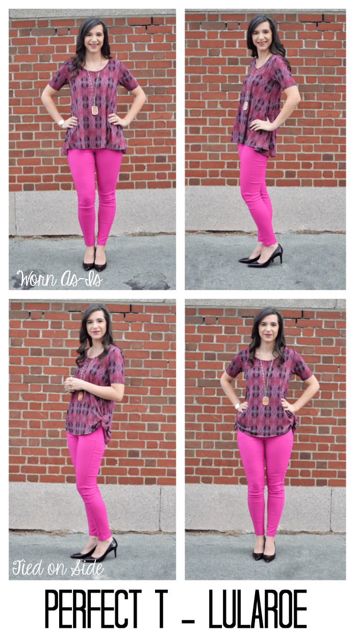 Idea Styling Lularoe Perfect T