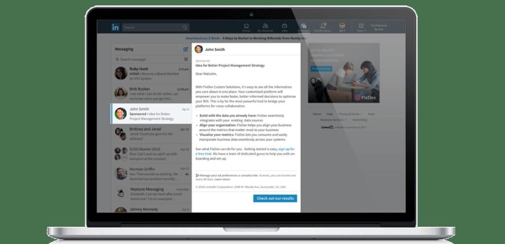 come promuovere la tua azienda su LinkedIn in tre step