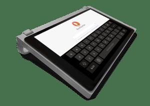 CutiePi tablet based on RaspberryPI