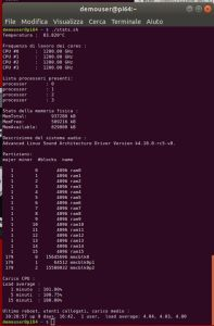 Linux system variables