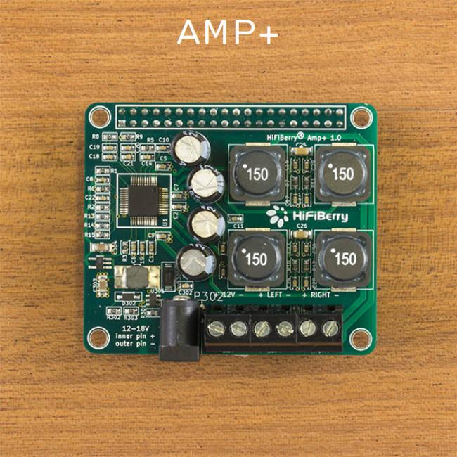 HiFiBerry AMP+