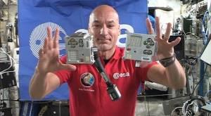 Astro PI invia codice sulla ISS