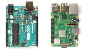 Arduino vs RaspberryPi