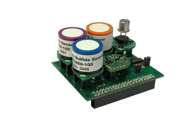 Multisensor board