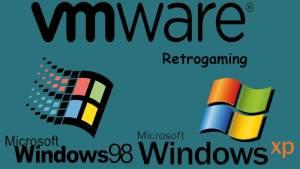 retrogaming vmware