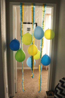 Party doorway