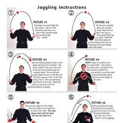 Juggling instruction