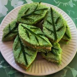 Leaf Sandwiches