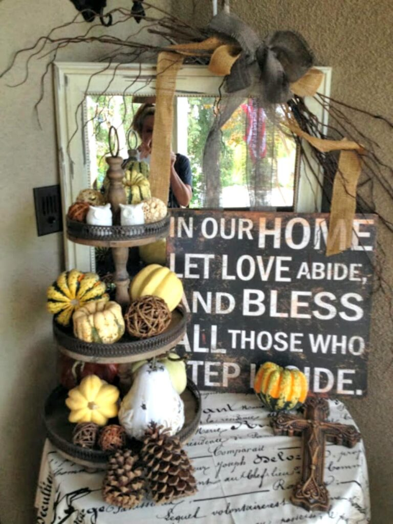 fall porch mindy decor