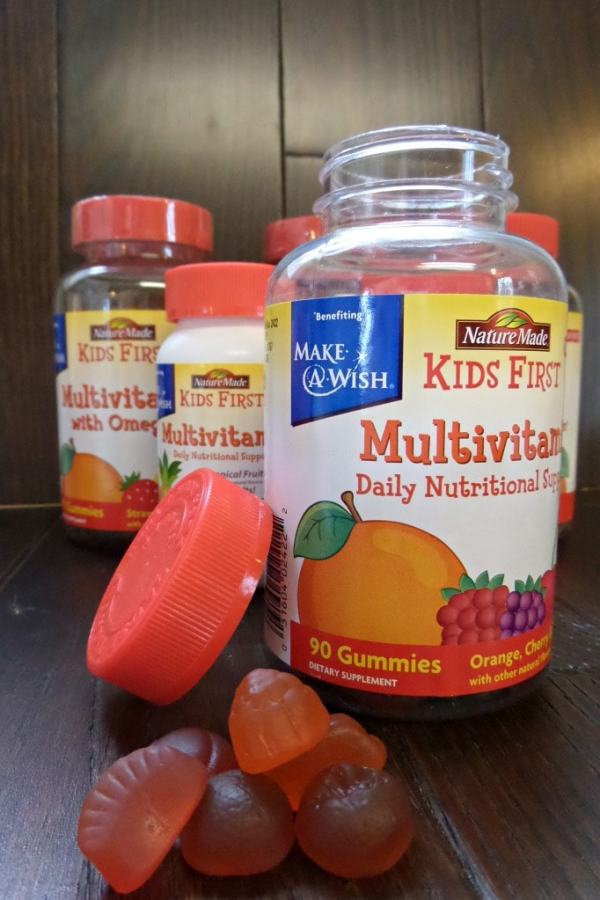 Kids First Vitamins