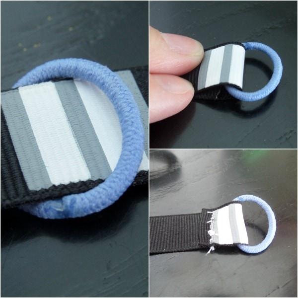 DIY Ribbon Bookmark