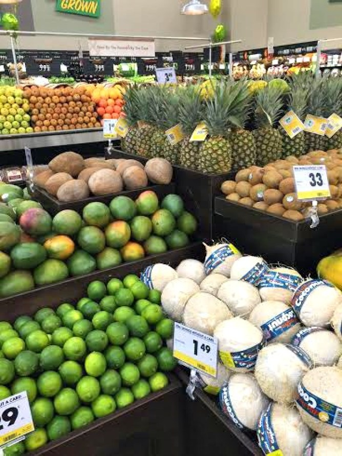 the fruit at smart & final
