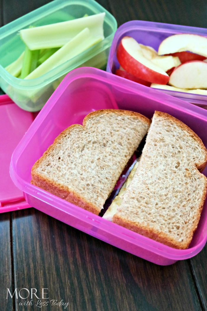 Back-To-School Lunch Love Notes