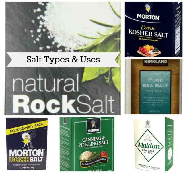 how to choose the right salt, when to use different types of salt on food, gourmet salt, trying new salt, making homemade ice cream with salt, hostess gift