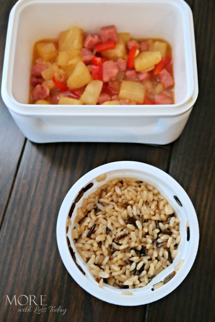 Hawaiian Rice Medley