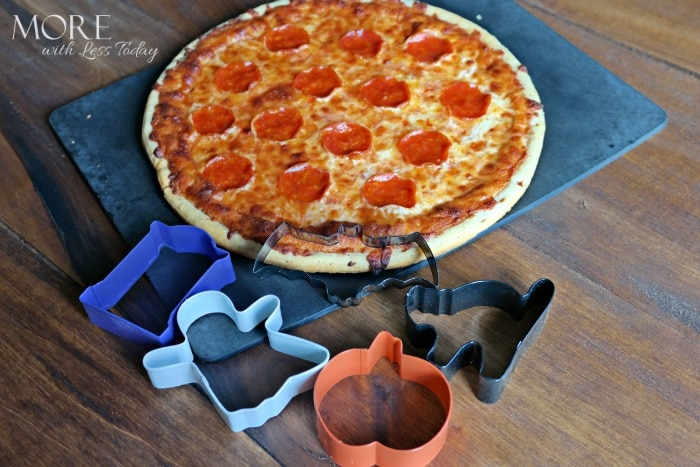 Halloween Entertaining with Home Run Inn Pizza