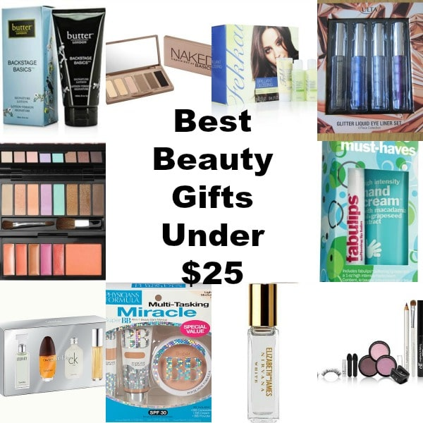 best beauty gifts under $25, top beauty gift picks rated by customers, gifts for women under $25, stocking stuffer beauty gifts, More With Less Today deals