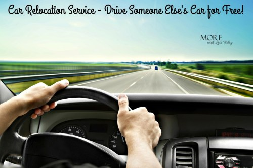 Car Relocation Service-Drive Someone Else's Car for Free!