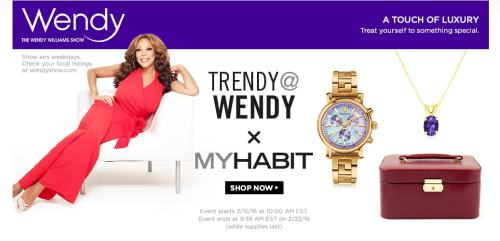 Deals Seen on the Wendy Williams Show – Exclusive Deals!