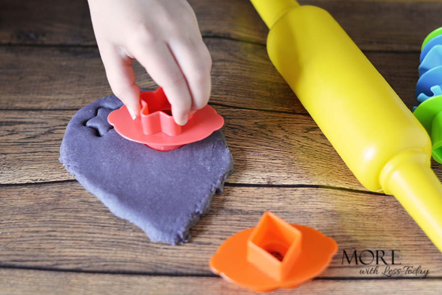 recipe for home made Play Dough