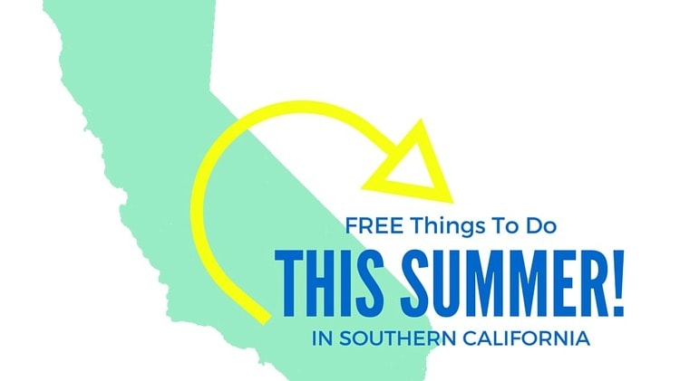 Looking for fun free activities in Southern California? We are sharing 27 of them so you will not be bored or broke! Be sure and share this great list!