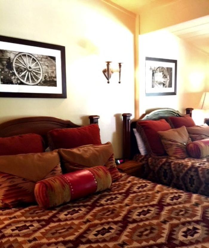 Holman Ranch guest rooms