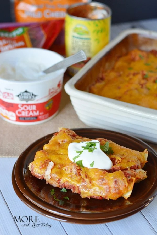 How to make chicken enchiladas your family will love