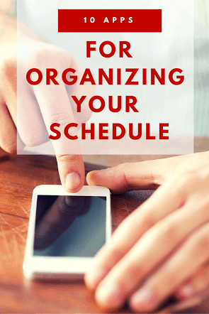 Need to Get Organized? Try These 10 Apps. Very successful people use these apps to get organized. Give them a try and let us know which one you like best.