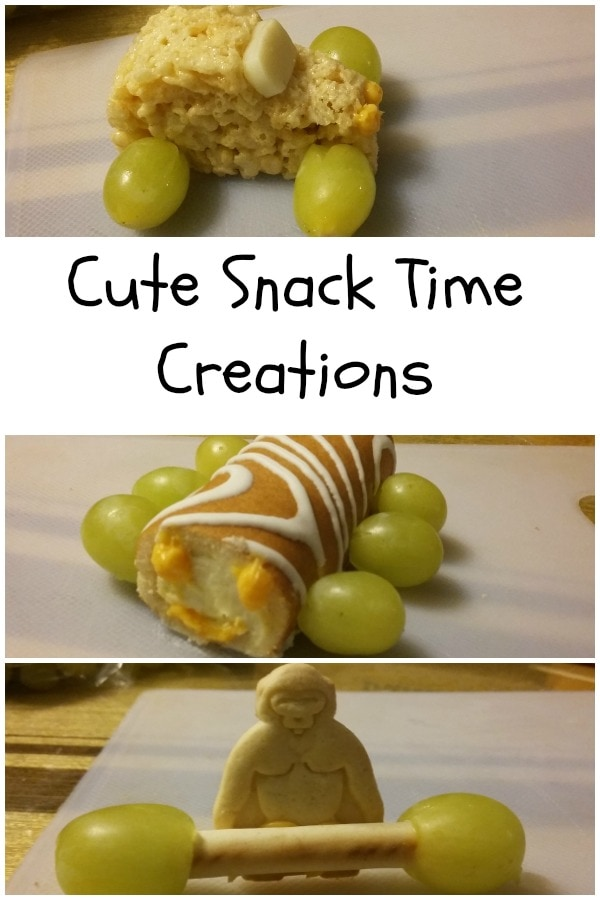 Are you looking for cute snack ideas for back to school lunches? Check out our 3 simple ideas for turning ordinary lunch box snacks into adorable creations sure to bring a smile.