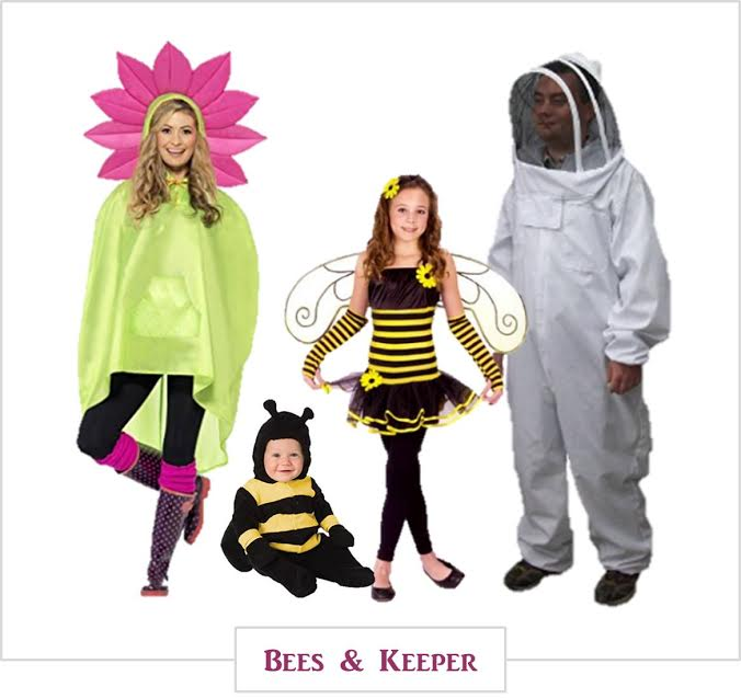 easy family costumes ideas for a group