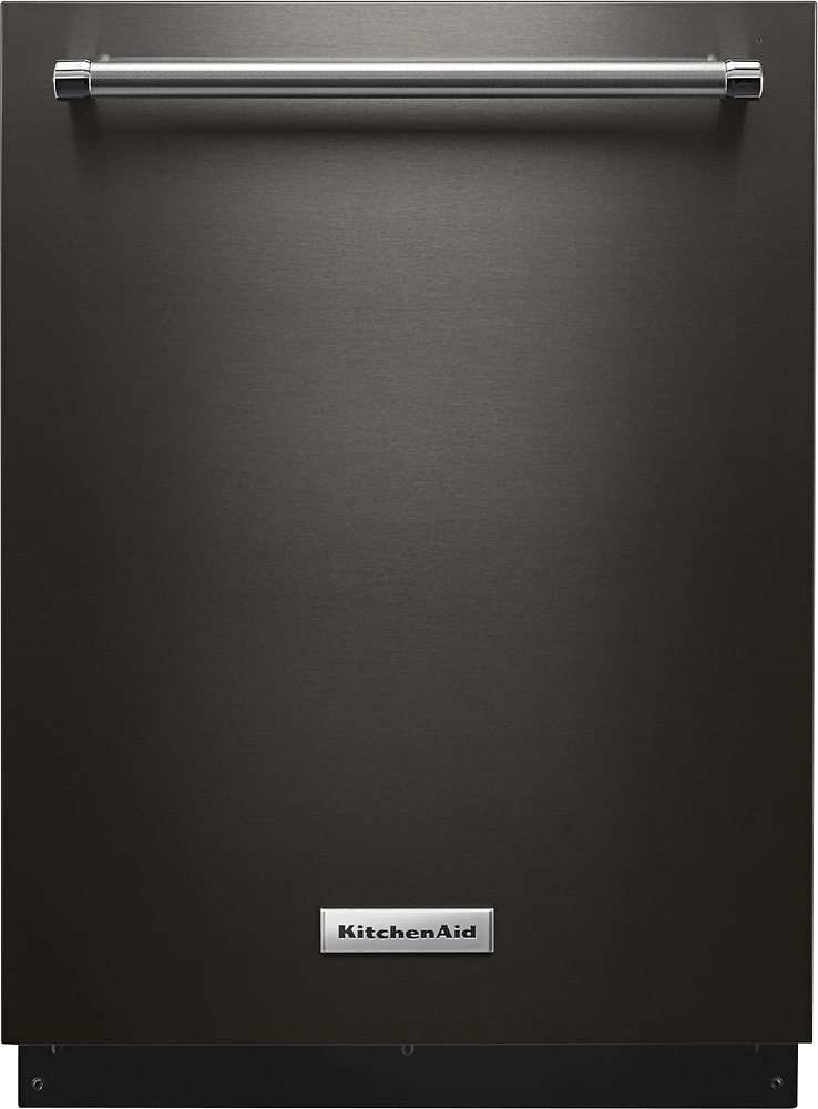 Update with black stainless steel kitchen appliances at Best Buy