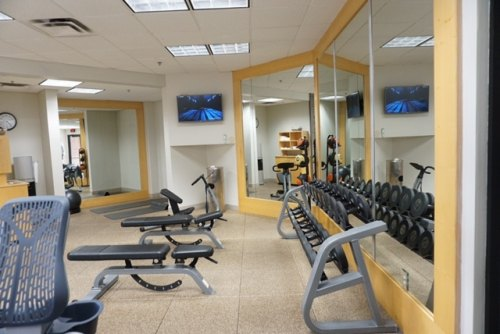 Workout room Embassy Suites Phoenix-Scottsdale