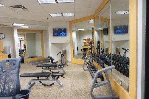 Workout room Embassy Suites Phoenix-Scottsdale