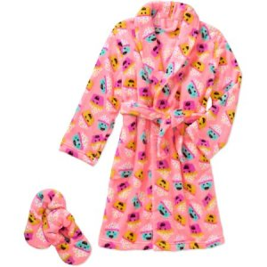 walmart-girls-robe-and-slippers