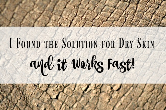 If you have dry skin like me, I found the solution for dry skin and AmLactin Works fast. Give this awesome product a try and enter the giveaway!