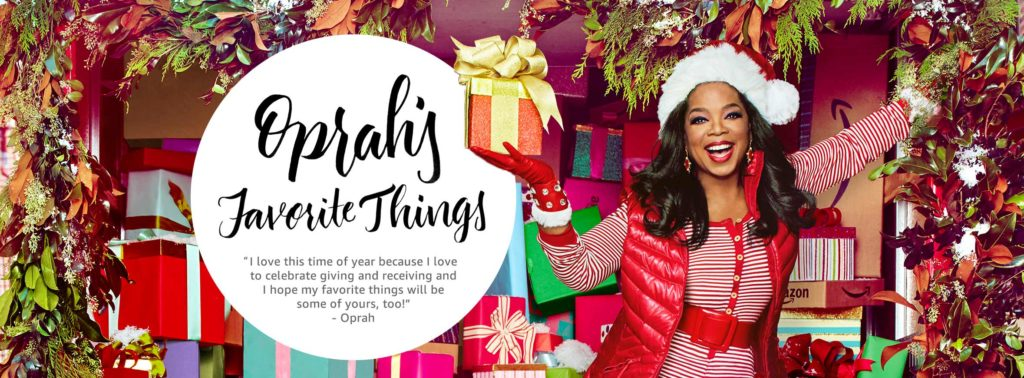 Oprah has put together her favorite things for 2016. There are fantastic gift selections for all budgets. Find the hot gifts for 2016 here