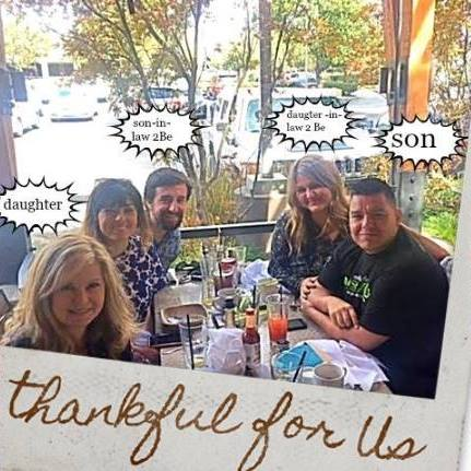 Happy Thanksgiving from my family to yours. Let More With Less Today be your deal-finding source over the next few days. What are you shopping for?