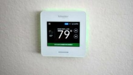 Get Wiser About Your Energy Costs with a Wiser Air Wi-Fi Thermostat