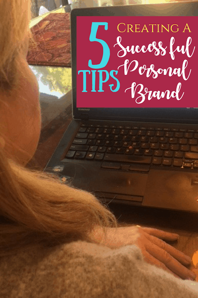 5 Tips to Create a Successful Personal Brand Online