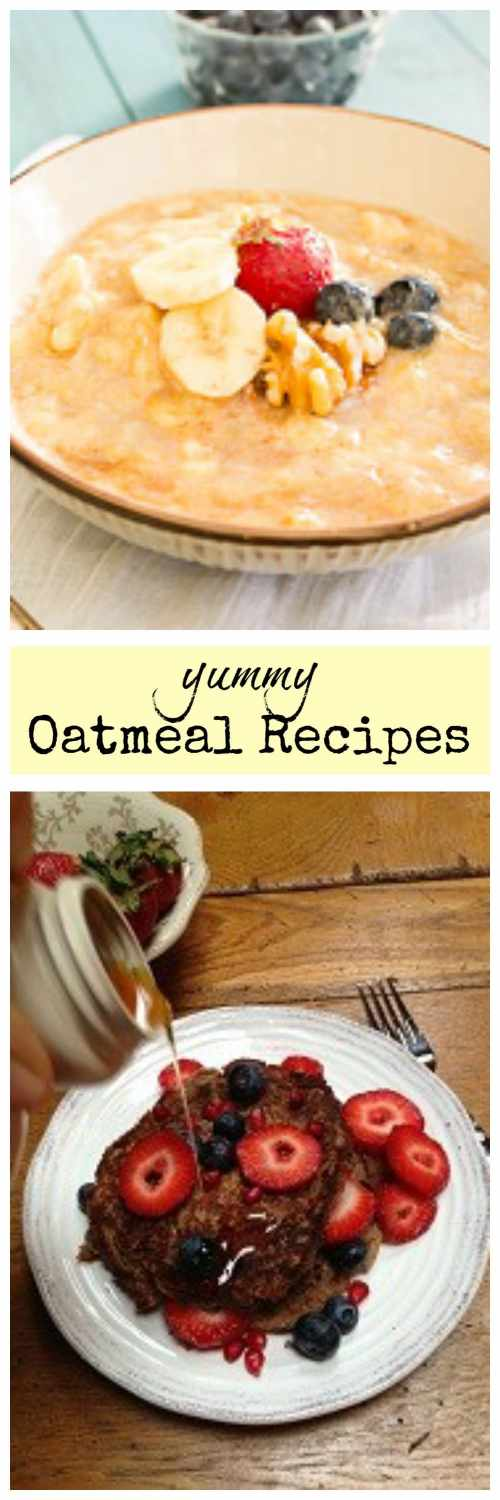 Delicious Recipes Using Oatmeal You Can Make Ahead of Time
