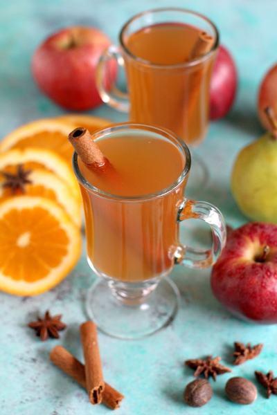 Apple Cider recipe Insta Pot