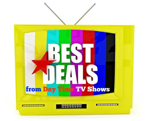 Weekend Deals and Steals from our Favorite TV Shows and More!