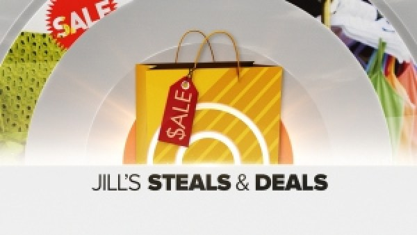 Jill's Deals and Steals - We share the latest Steals and Deals from The Today Show. Do you love the deep discounts from all TV deals as much as we do?