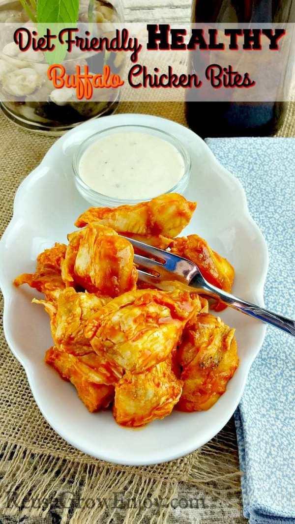 favorite grill recipes buffalo chicken bites