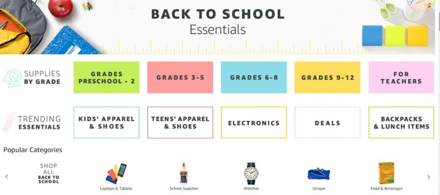 See the latest Back to School Supplies - Deals and Steals to Stock Up On from your favorite stores or online. We find the weekly deals for you.