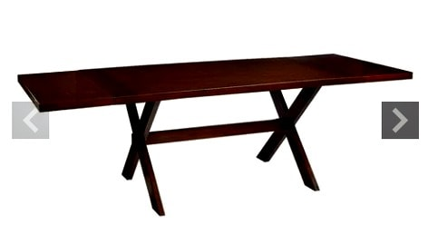 Pier 1 Trestle Table