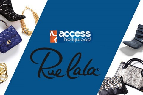 We have today's deals and steals from Access Hollywood with new offers from Rue la la All Access Style. Find the hottest deals on style and beauty!