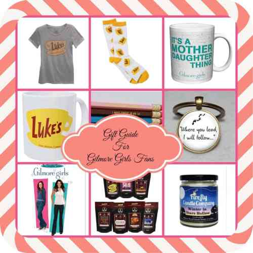 Gilmore Girls Gifts – Gift Ideas for the Gilmore Girls Fans on your List