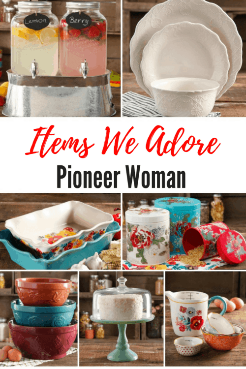 The Pioneer Woman Items We Adore at Walmart